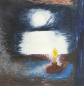 Candle at a Window